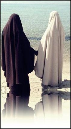 True Hijab | Syar'i | Muslimah's in jilbab. good