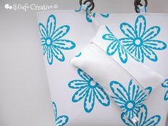 Beach bag with coordinate pouch 2 | Flickr – Condivisione di foto!