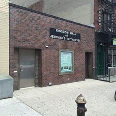 Kingdom Hall in Chinatown, Manhattan, New York