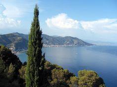 Alassio, a pearl in the Western Riviera Ligure.