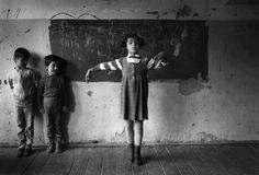 Cliché de Cristina Garcia Todero, qui débute dans la photographie en 1974. Elle devint la 1ere femme espagnole à devenir membre de l'agence Magnum.