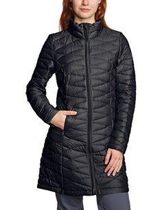 Patagonia Fiona Parka Femme: Tissu coupe-vent et imperméable shell avec une finition déperlant durable Isolé avec plumes d 'oie Traceable…