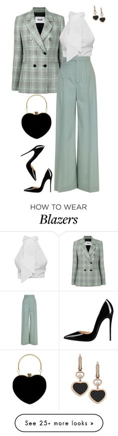 """Untitled #574"" by orrinn on Polyvore featuring MSGM, Chloé and Chopard #workoutfits"