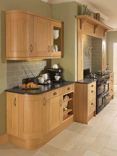3 Simple Improvement Ideas For Your Kitchen Space – Home Dcorz Beech Kitchen Cabinets, Wooden Kitchen, Kitchen Decor, Kitchen Ideas, Kitchen Counters, Green Kitchen Walls, Paint For Kitchen Walls, Kitchen Design Gallery, Kitchen Colour Schemes