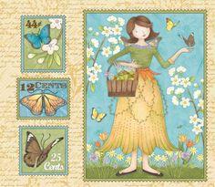 A Spring Angel : )