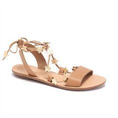 Starla ankle wrap sandal