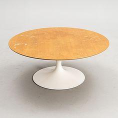 "EERO SAARINEN, A table ""Tulip"" for Artek, manufactured under licens to Fiskars oy Billnäs Finland, end of 1950s."