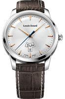 Show details for Louis Erard Heritage Collection Swiss Quartz Silver Dial