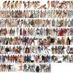 Sex, war and beauty: Milo Manara's History of Mankind illustrated