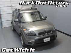 Rack Outfitters - Kia Soul Thule Rapid Traverse SILVER AeroBlade Base Roof Rack '10-'14*, $454.85 (http://www.rackoutfitters.com/kia-soul-thule-rapid-traverse-silver-aeroblade-base-roof-rack-10-14/)