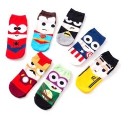 Colorful Women Men's Cotton Ankle Socks Invisible Low Cut Summer Casual Breathable Short Unisex Cool Funny Socks gifts for men – Sleep & Wear Boat Cartoon, Cartoon Kids, Batman Socks, Superman And Spiderman, Buy Socks, Women's Socks, Superhero Cartoon, Invisible Socks, Short Socks