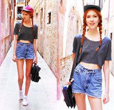 Interrail 2012 - Venice (by Ebba Zingmark) http://lookbook.nu/look/3956248-Interrail-2-12-Venice
