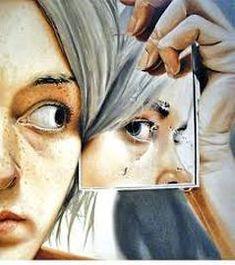 Kai Fine Art is an art website, shows painting and illustration works all over the world. Ap Studio Art, Photo Portrait, Portrait Art, Realistic Paintings, Watercolor Paintings, Oil Paintings, Advanced Higher Art, Reflection Art, A Level Art