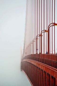 Golden Gate Bridge in San Francisco, CA.