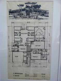 A. Quincy Jones design for Eichler Homes.