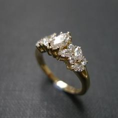 Morganite Engagement, Rose Gold Engagement Ring, Vintage Engagement Rings, Halo Engagement, Marquise Ring, Marquise Cut Diamond, Oval Diamond, Baguette Diamond, Diamond Stone