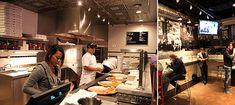 secret-pizza-las-vegas-kitchen on the third floor of the Cosmopolitan Hotel.