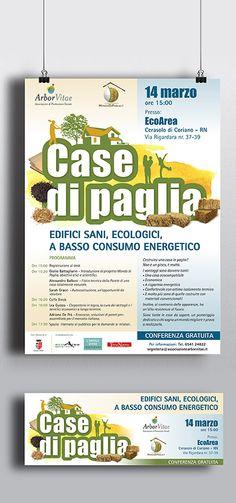 Conferenze sul tema CASE DI PAGLIA #alpianodisottographic