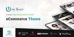 OneShop- OnePage/MultiPage WP Ajax eCommerce Theme . OneShop- has features such as High Resolution: Yes, Widget Ready: Yes, Compatible Browsers: IE9, IE10, IE11, Firefox, Safari, Opera, Chrome, Compatible With: Visual Composer 4.8.x, Visual Composer 4.7.4, Software Version: WordPress 4.4.2, WordPress 4.4.1, WordPress 4.4, WordPress 4.3.1, WordPress 4.3, WordPress 4.2, WordPress 4.1, WordPress 4.0, Columns: 2