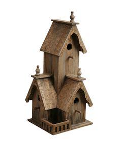 Winward Victorian Birdhouse at MYHABIT