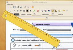 LEcole pour tous: Toutenclic logiciel pratique pour la géométrie (entre autre)