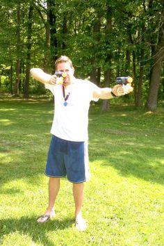 """""""Soak Up the Sun"""" Date idea. Sounds fun :) kool-aid, squirt guns, white t-shirts..."""