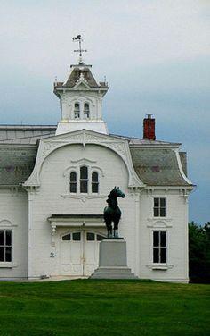 White Horse Barn