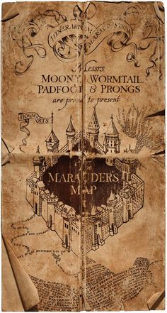 harry potter, marauders map, and hogwarts image harry potter, marauders map, and hogwarts image Harry Potter Tumblr, Harry Potter Hermione, Fanart Harry Potter, Harry Potter Poster, Harry Potter Kawaii, Harry Potter Magie, Harry Potter Marauders Map, Harry Potter Pictures, Harry Potter Quotes
