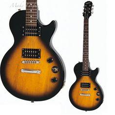 Epiphone LP Special II Les Paul Electric Guitar, Vintage Sunburst What's so special about the Epiphone Les Paul Special II Electric Guitar? The super-... #vintage #sunburst #starter #special #paul #gibson #electric #guitar #epiphone