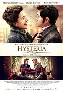 Hysteria (2011 film) - Hilarious film about the invention of the vibrator (and mostly true)