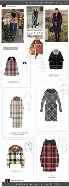 FW 2017.18 plaid & fur