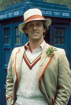 Peter Davison as Doctor Who: actors who have previously played the famous Time Lord – in pictures