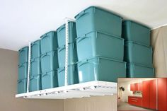 Garage Tool Storage Systems And Pics Of Garage Organization Orange
