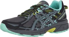 Shop a great selection of ASICS Women's Gel-Venture 6 Running-Shoes. Find new offer and Similar products for ASICS Women's Gel-Venture 6 Running-Shoes. Asics Women, Nike Women, Trail Shoes Women, Running Women, Road Running, Cream Shoes, Everyday Shoes, Best Running Shoes, Shoes Online