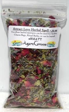 Attract Love Spell Mix 1-2oz