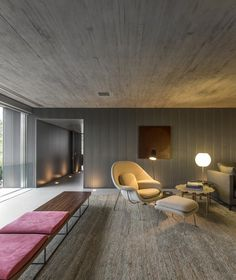 B+B House / Studio MK27+ Galeria Arquitetos