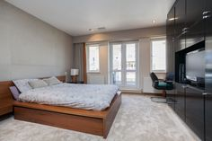 Luxury 2 bed #flat to #rent in #Battersea: Chatfield Road, #SW11 - £2,500pw #portico #property