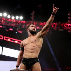 Photos: Miz's WrestleMania match is on the line in bout against Bálor Bailey Wwe, Wrestling Rules, Wwe Live Events, Balor Club, Best Wrestlers, Jeff Hardy, Finn Balor, Ideal Man, Professional Wrestling