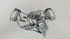 Snake tattoo old school - snake tattoo old school . - Old school snake tattoo – Old school snake tattoo – tattoo - Snake Tattoo, Arm Tattoo, Sleeve Tattoos, Tattoo Ink, Trendy Tattoos, New Tattoos, Tattoos For Guys, Mini Tattoos, Black Tattoo Art