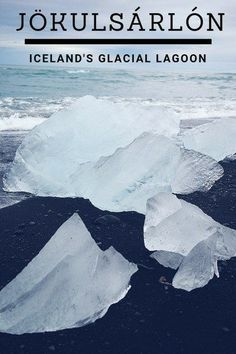 J& Glacial Lagoon, Iceland Iceland Travel Tips, Solo Travel Tips, Europe Travel Guide, Europe Destinations, Travel Guides, Trip Planning, Adventure Travel, Travel Photos, Travel Inspiration