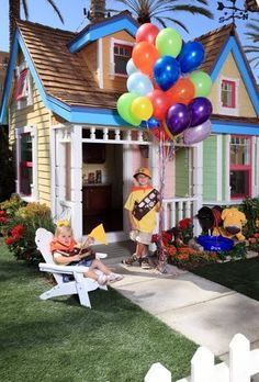 A child's fantasy playhouse - TradePartners™ Dreams and Memories receives the 2010 Imagination Award for Most Creative and Unique playhouse...