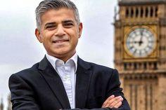 The Muslim Mayor of London - Sadiq Khan - what does that  mean to you?   www.thiskoleobasa.com #LondonMayor2016