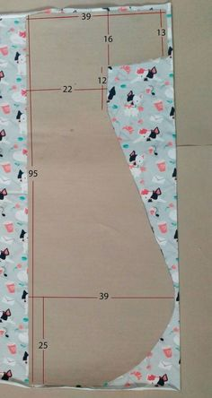 free swing tunic sewing pattern {perfect for leggings!} - It's Always Autumn: easy tutorial for sleeves too! - craftIdea.org