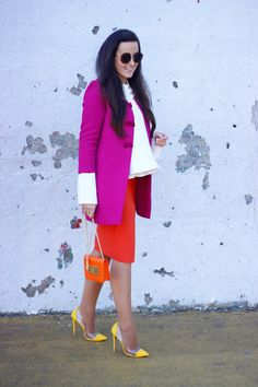 The Style Addition: COLORBLOCK