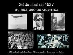 La Guerra Civil Española 1936-39 (Fechas importantes y principales batallas).avi - YouTube