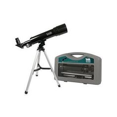 Celestron Kids Refractor Telescope w/ Case includes everything the budding astronomer needs to start observing . Distancia Focal, Telescopes For Sale, Stargazing, Chemistry, Everything, Activities For Kids, Ebay, Transportation