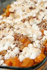 This page contains recipes for Sweet Potato Casserole. Sweet potatoes or yams are often served with traditional Thanksgiving or Christmas dinners, but are delicious year round.