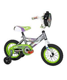 Spaceship Gray Toy Story Bicycle by Toy Story on #zulily