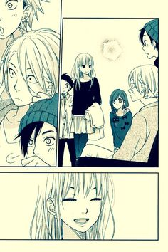 Tonari no Kaibutsu-kun | Shizuku & Yamaken | i wonder what she said to him
