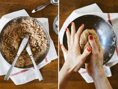 Caramel apple crumb pie | oh, ladycakes